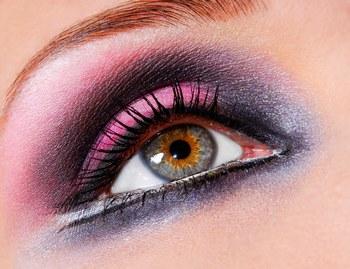 technique maquillage des yeux